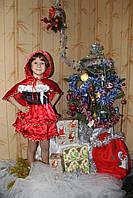 Детский карнавальный костюм Красная шапочка платье- прокат, Киев, Троещина
