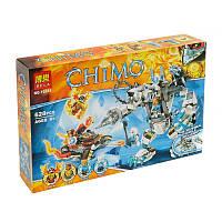 """Конструктор Chima 10355 """"Ледяной робот Айсбайта"""",  628дет, в коробке Детский конструктор Чима для мальчиков"""