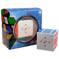 Smart Cube 3х3 Fisher белый  Кубик Фишера