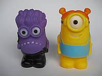 """Резиновые игрушки """"Миньон"""", фото 1"""