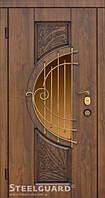 Двери входные металлические «SOPRANO» 121 Серия «FORTE»