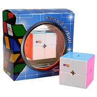 Smart Cube 2х2 Stickerless  Кубик Рубика 2х2х2 Без наклеек