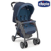 Прогулочная коляска Chicco Simplicity Plus Top (Blue)