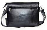 Сумка под документы Langsa. Стильные сумки Langsa. Мужская сумка-портфель. , фото 2