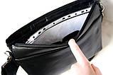Сумка под документы Langsa. Стильные сумки Langsa. Мужская сумка-портфель. , фото 5