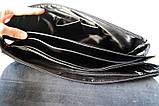 Сумка под документы Langsa. Стильные сумки Langsa. Мужская сумка-портфель. , фото 6