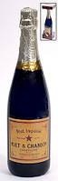 Декоративная свеча Шампанское 30 см