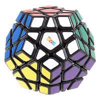Smart Cube Megaminx Black Головоломка Мегаминкс механическая