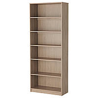 TODALEN Книжный шкаф, szarobrązowy