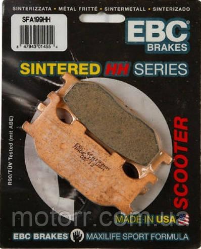 Тормозные колодки EBC SFA199HH