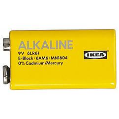 ALKALISK Щелочная батарейка 200.316.04
