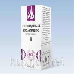 Пептидный комплекс №8 - для печени, жидкий