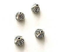 Колпачок металлический сталь 8,8х8 мм