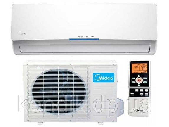 Кондиционер MIDEA Fairy MS12F-07HRN1, фото 2