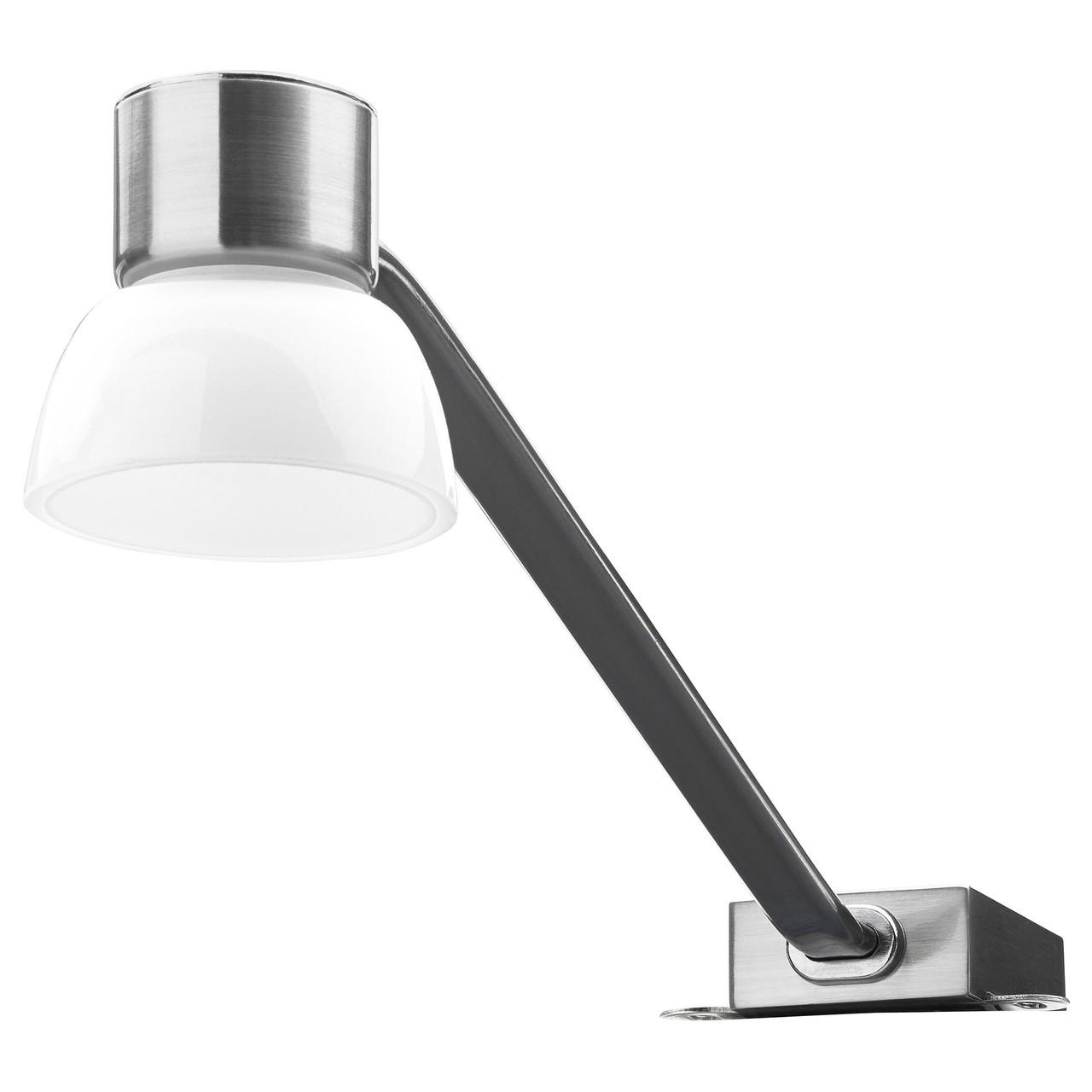 LINDSHULT Освещение стеллажные LED, niklowano 102.604.36