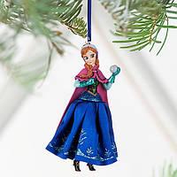 Анна Холодное сердце Дисней елочная игрушка / Anna Sketchbook Ornament Frozen Disney