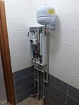 Установка двух котлов Kospel R2 по 24 кВт на продуктовый супермаркет в г. Полтава.