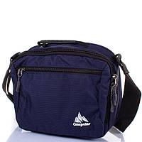 Мужская спортивная сумка на плечо Onepolar W5057-navy синий