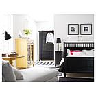 Основание настольной лампы IKEA HEMMA черное 001.495.05, фото 4