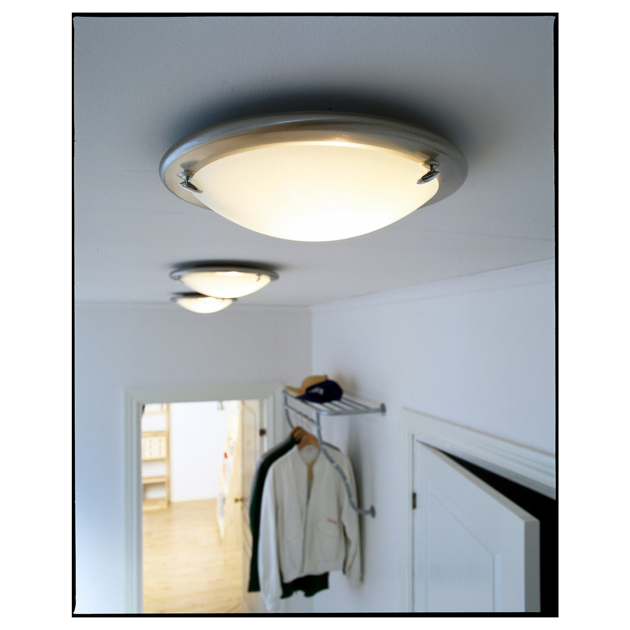 PULT Потолочный светильник, сталь 901.929.00