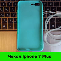 Отличный силиконовый чехол iphone 7 plus