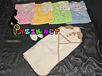Полотенце-уголок с капюшоном Lamoda бежевое