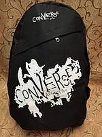 Рюкзак городской Converse чёрный белый