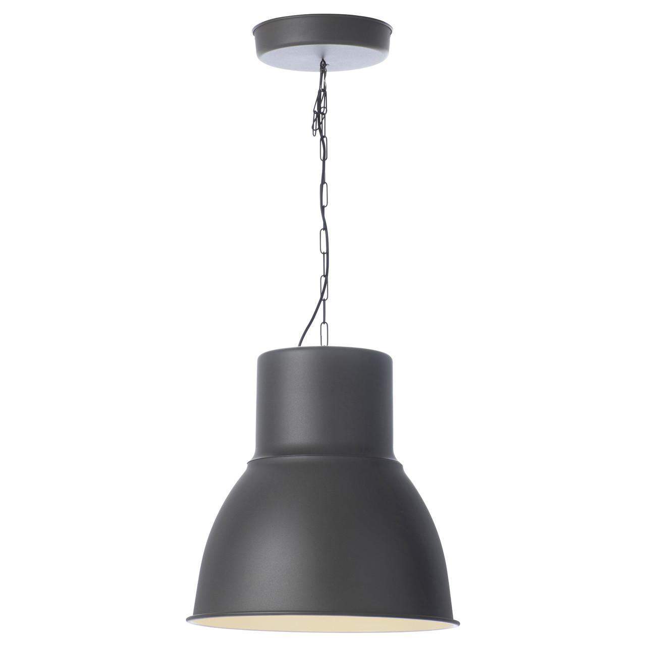 HEKTAR Подвесной светильник, темно-серый 602.152.05
