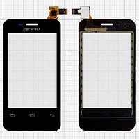 Сенсор (тачскрин) Prestigio MultiPhone 3500 Duo Black