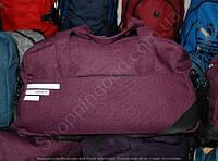 Спортивная сумка Adidas M043 большая (50 см х 30 см х 25 см) багажная дорожная из полиэстера плечевой ремень