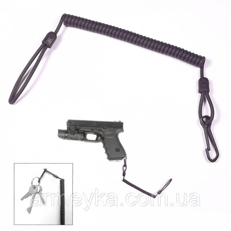 Тренчик кевларовый (фиксатор безопасности) для пистолета. Полиция Великобритании, оригинал.