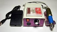 Фрезер портативный для маникюра и педикюра Lina MM-25000 с насадками в комплекте (25000 об/мин) ФО1683/у /0-93, фото 1