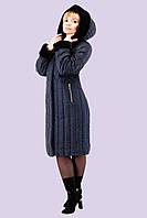 Модный легкий и теплый пуховик для женщин тинсулейт и силикон большого размера 52-62