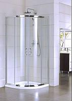 Напівкругла душова кабіна 80 см Kermi ACCA 800
