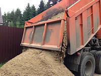 Доставка песка, фото 1