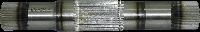 Вал поворотный навески МТЗ 70-4605023 ТАРА