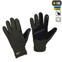 M-TAC ПЕРЧАТКИ WINTER TACTICAL WINDBLOCK OD, фото 1