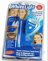 WHITE LIGHT прибор для отбеливания зубов, отбеливатель зубов