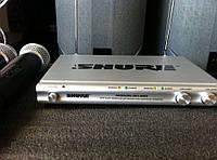 Микрофоны SHURE SH-500. Радиостанция SHURE. Чистый звук.
