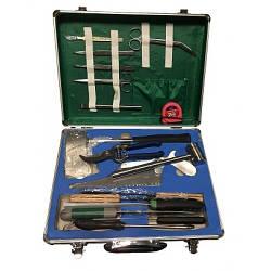 НР-117 Набор инструментов для вскрытия животных 1х17