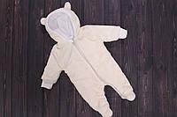 """Теплый человечек для новорожденного """"Milki way""""0-3"""