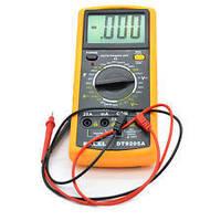 Профессиональный цифровой мультиметр DT-9205A купить недорого, купить, где купить