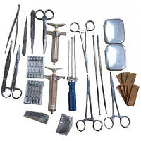 НХ-122 Набор хирургический инструментов 1х22
