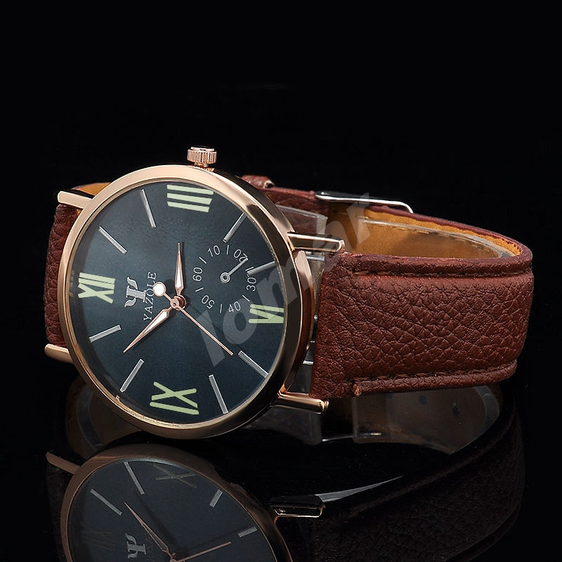 Мужские кварцевые часы Yazole 327 V1., цена 105 грн., купить — Prom ... f8a8d090235