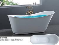 Акриловая ванна Atlantis C-3002 830*1700*770