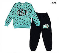 Теплый костюм Gap для девочки. 7, 8 лет