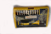 Отвертки набор мини головок Zoun 18 в 1  от 3 мм до 6.5 мм