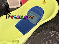 Горка для купания ребенка синяя, фото 1