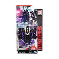 Робот-трансформер десептикон Скайварп - Skywarp, Combiner Wars, Legends Class, Generations, Hasbro