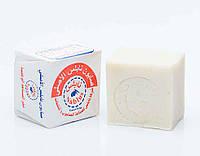 Органическое оливковое мыло ручной работы Nablus Pure, 110g. (вощеная бумага), Палестина